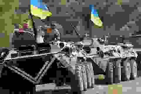 """Xe tăng, vũ khí hạng nặng của Ukraine """"không cánh mà bay"""""""