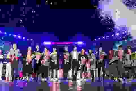 7 khoảnh khắc bùng nổ của Lễ hội thời trang và âm nhạc ngoài trời Vision - Steps of Glory tại Hà Nội