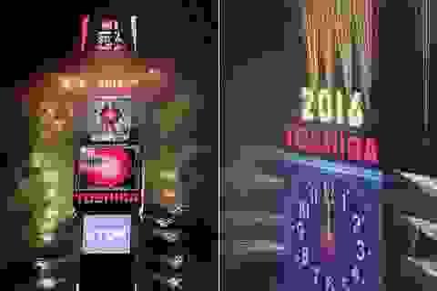 Người Mỹ hân hoan đón năm mới trên Quảng trường Thời đại
