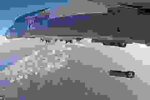 Nga phô diễn sức mạnh quân sự tại Syria