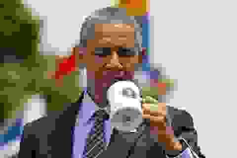 Ông Obama nhận được quà lưu niệm gì từ các lãnh đạo thế giới?
