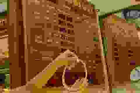 Giá vàng lại tăng mạnh