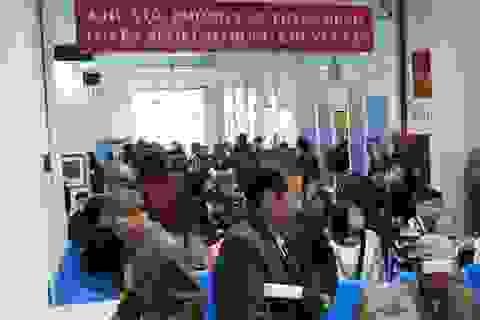 Sàn GDVL Hà Nội:  Thu hút hơn 117.000 lao động tới tìm việc làm