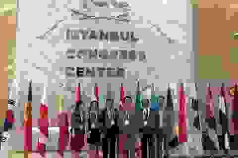 Phái đoàn Việt Nam dự kỳ họp UNESCO ở Istanbul tạm an toàn