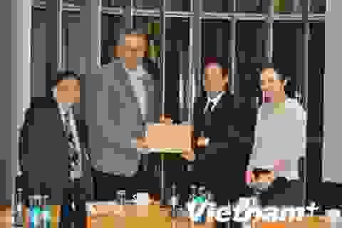 Người Việt tại Đức gửi thư ngỏ lần 2 về Biển Đông tới Quốc hội Đức