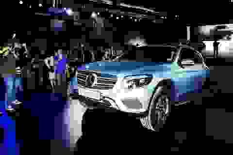 GLC - SUV hạng sang cỡ trung hấp dẫn từ Mercedes-Benz