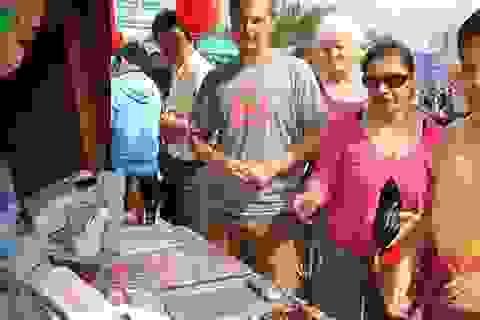 Việt Nam tham dự Liên hoan văn hóa, ẩm thực quốc tế Praha