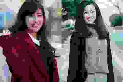 Top 17 nhan sắc lọt Chung khảo Tài sắc nữ sinh Việt tại Nhật