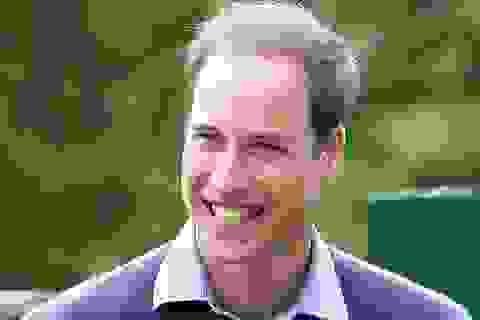 Hoàng tử Anh William thích đi dạo và ngắm nhìn phố phường Hà Nội