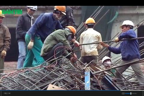 Ngày 5/4 - Giao lưu trên Báo Dân trí: Chiến dịch thanh tra lao động ngành xây dựng