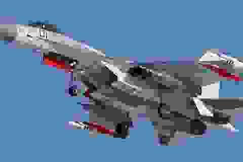 Xem Su-35 lần lượt đánh bại Typhoon, PAC-3 và chiến hạm Aegis