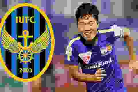 Xuân Trường được ra sân, Incheon United thắng trận