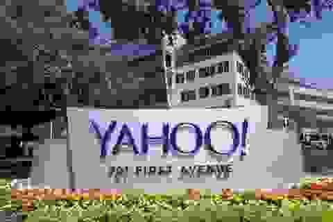 Yahoo: Hơn 1 tỉ người sử dụng bị đánh cắp dữ liệu