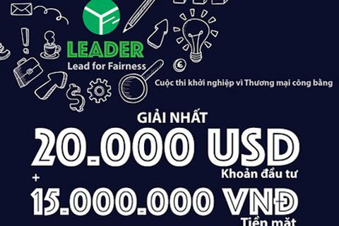 Thêm cuộc thi khởi nghiệp sáng tạo dành cho bạn trẻ