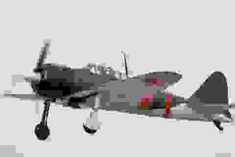 """Tiêm kích Zero """"huyền thoại"""" từ Thế chiến 2 lại cất cánh ở Nhật Bản"""