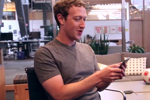 Rộ tin Facebook bắt tay sản xuất thiết bị bí ẩn