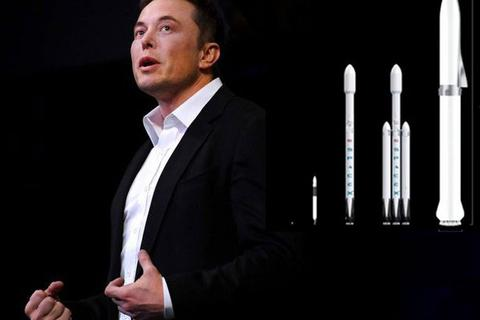 Elon Musk đặt mục tiêu tới Sao Hỏa năm 2022, du lịch vòng quanh Trái Đất bằng tên lửa