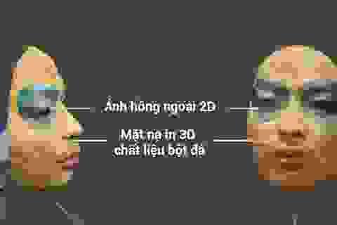 Bkav tung mặt nạ thế hệ 2 mở khóa Face ID nhanh chóng