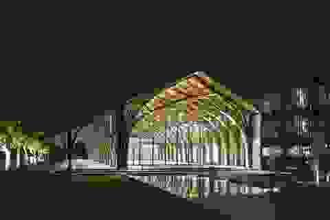 Kiến trúc Việt được trao giải thưởng quốc tế cùng 73 công trình thế giới