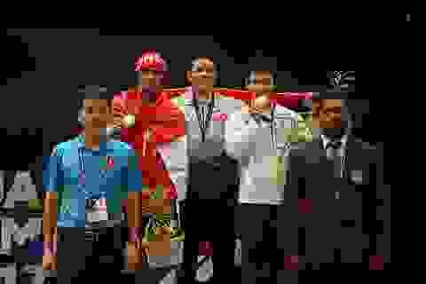 Nhật ký SEA Games ngày 28/8: Cử tạ giành cú đúp HCV