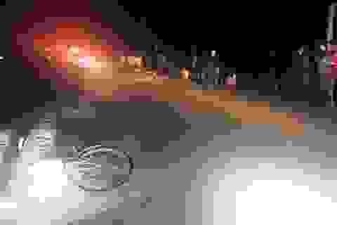 Không đội mũ bảo hiểm, thanh niên đi xe máy mất mạng khi tông xe đạp