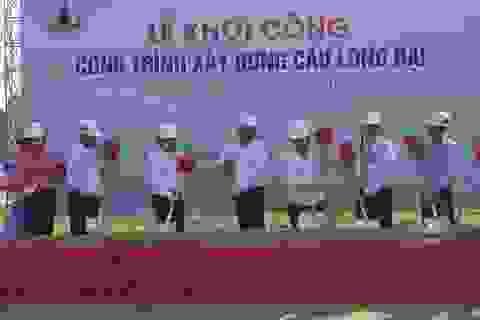 """""""Ốc đảo"""" Long Phước sẽ có thêm cây cầu hơn 350 tỷ đồng"""