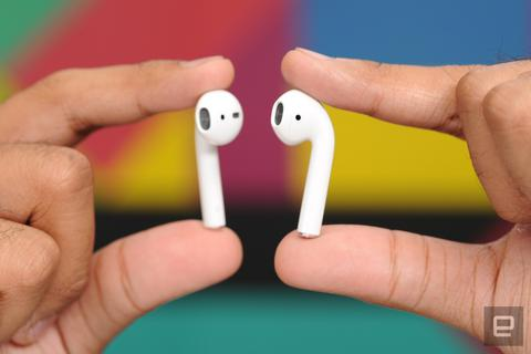 Apple thêm tính năng tìm tai nghe AirPods trong bản cập nhật iOS mới