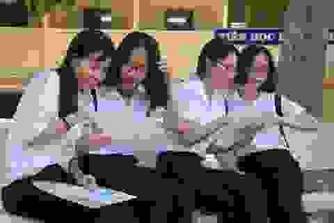 Hàng nghìn điểm 10 trong kỳ thi THPT quốc gia 2017