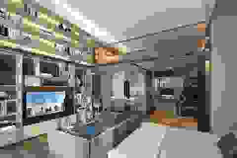 Một căn hộ Lancaster 45m2 có thể cho thuê 52 triệu đồng/tháng?