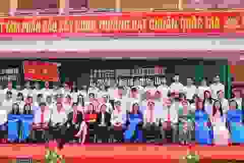 THPT Hậu Lộc I - ngôi trường với hơn 50 năm xây dựng và phát triển