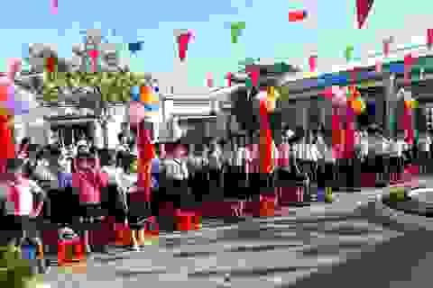 Một trường tiểu học vùng sâu mạnh dạn không thu phụ phí