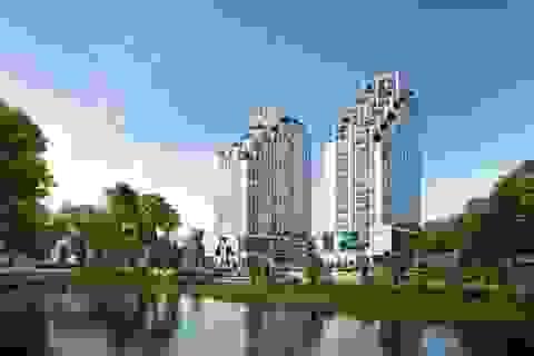 """""""Choáng"""" với căn hộ 2 mặt tiền sông Sài Gòn giá chỉ 2,2 tỷ đồng"""
