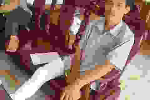 Một gia đình kêu cứu vì bị hành hung, đập phá tài sản