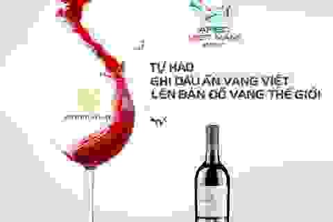 Thương hiệu Vang Việt được lựa chọn chính thức và duy nhất tại Apec 2017
