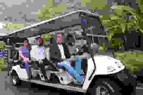 Ngoại trưởng Nga Sergey Lavrov trải nghiệm du lịch Đà Nẵng