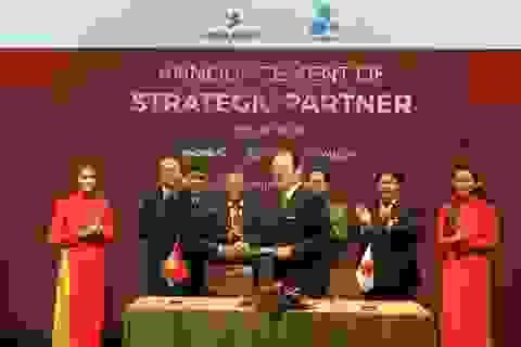 Tập đoàn Nam Long và Anabuki Housing Service chính thức trở thành đối tác chiến lược