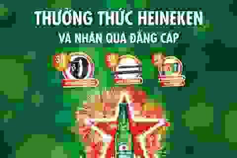 Khuấy động sắc màu lễ hội 2017 - 2018 và nhận ngay quà đẳng cấp cùng Heineken