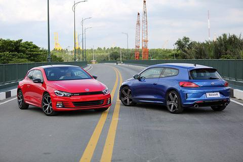Volkswagen giảm giá 140 triệu đồng cho Scirocco