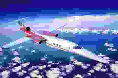 Mỹ tính chế tạo máy bay thương mại siêu thanh