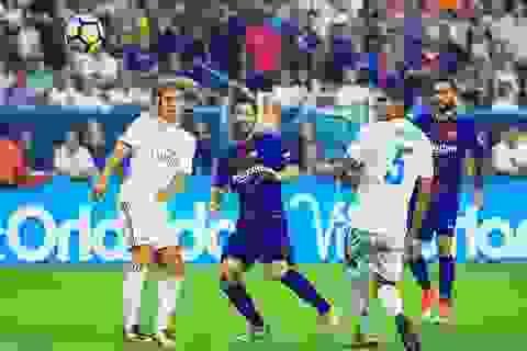 Sôi động đại chiến Real-Barca và giải Ngoại hạng Anh dịp cuối năm