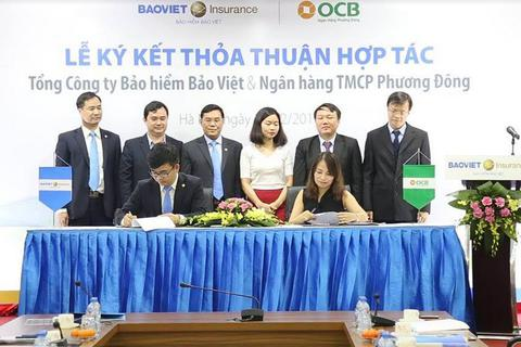 Bảo hiểm Bảo Việt và OCB hợp tác vì lợi ích cao nhất dành cho khách hàng