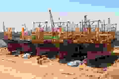 19 tàu vỏ thép hư hỏng, ngư dân tăng bồi thường lên hơn 45 tỷ đồng