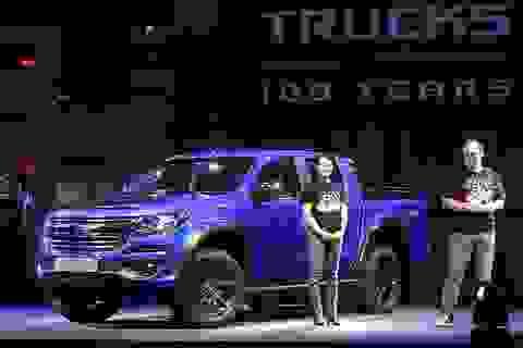 Việt Nam sẽ chỉ có 100 chiếc Chevrolet Colorado Centennial Limited