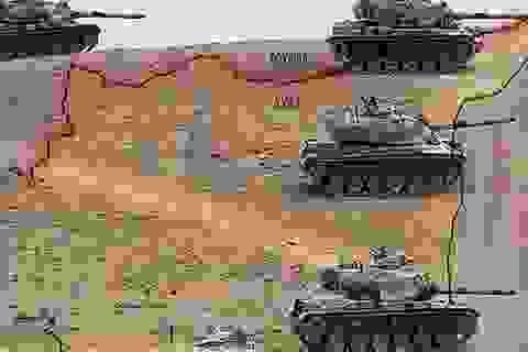 Nga-Mỹ ép Thổ Nhĩ Kỳ phải kết thúc chiến dịch Lá chắn Euphrates