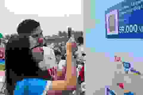 Quét QR từ thiện: Công nghệ hướng tới cộng đồng