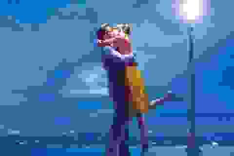 """Quả Cầu Vàng 2017: """"La La Land"""" và đại thắng lịch sử"""