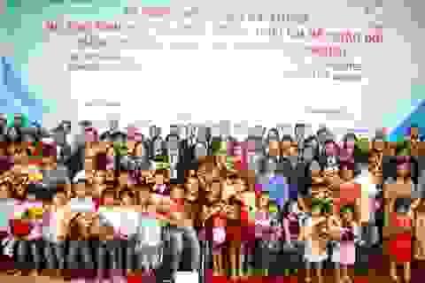 1.000 cháu bé được chào đời tại Huế bằng phương pháp thụ tinh ống nghiệm