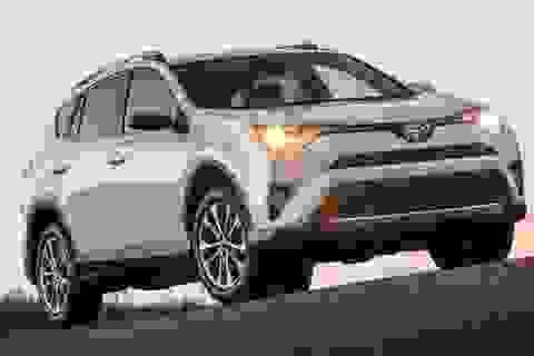 Những mẫu SUV và crossover an toàn nhất năm 2017