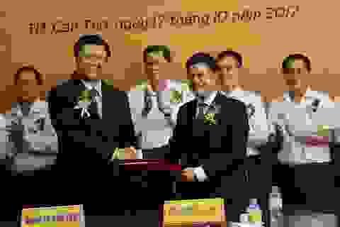 UBND TP Cần Thơ ký kết chương trình an sinh xã hội