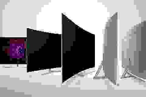 3 dòng TV bán chạy nhất của Samsung có khuyến mãi tốt cuối năm